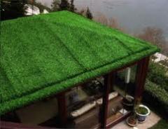 Sistemas de plantação de verdura em telhados