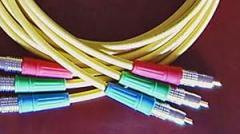 Seri 75 Ohm Analog Video Kabloları