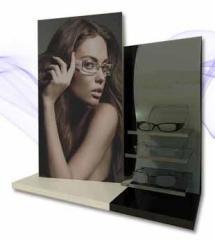 Gözlük standı