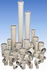 Sealing rings for sewage pipes