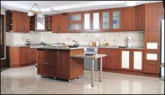 Mutfak ve banyo dolapları ve ray dolap