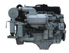 Marin motor Lister Petter