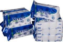 Nergis 8′li tuvalet kağıdı