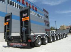 Low loader