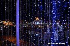 New year illumination