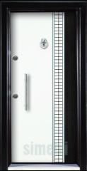 Laminox panel çelik kapı