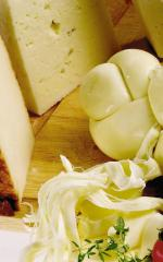 Yöresel örgü peyniri