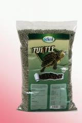 Forages for fishes and turtles