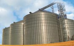Mechanical grain loaders