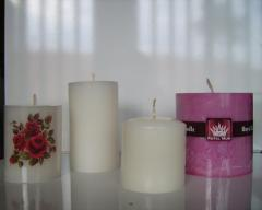 Household candles