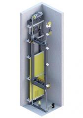 Komple Asansör Sistemleri