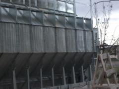 Kampanja od Diesel stroj sušilica žitarica za male