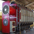 Kempen Diesel Mesin pengering Bijian bagi petani