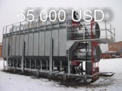 Campaign of Diesel Grain Dryer Machine for small