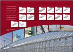 Industrial greenhouses