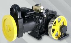 Motores eléctricos para elevadores