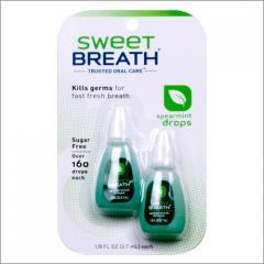 Sweet Breath Tazeliyici Damla (Naneli)