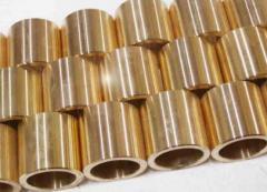 Özel üretim alüminyum bronzları (Döküm)