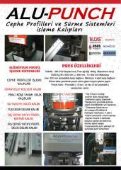 Alüminyum Cephe ve Sürme Sistem Pançları