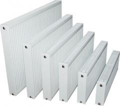 Heating radiators
