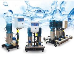 Endüstriyel hidroforlar
