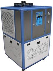 Apparatus, gas air-cooling