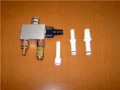 Electro-static paint-spray gun
