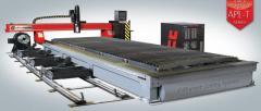 Cnc plazma boru ve profil makinası
