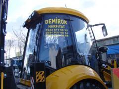 Mobil traktör