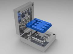 Molds for casting of plastics