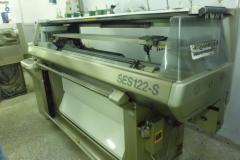 SHIMA SESIKISES122S E10 düz örgü makinası