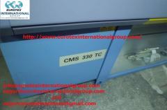 STOLL CMS 422-TC  5-7-10-12 düz örgü makinası