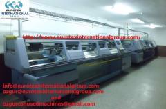 STOLL CMS 330-TC  düz örgü makinası
