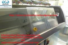 STOLL CMS 433-TC  5-7-10-12 düz örgü makinası
