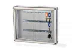 Cabinets for keys