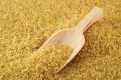 cracked wheat (bulgur)