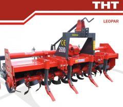 Tillage machines