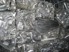 hurda alüminyum