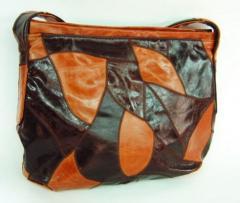 Ege deri çantası