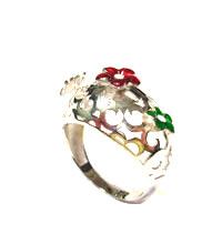 Silver rings Mineli MYZ 16