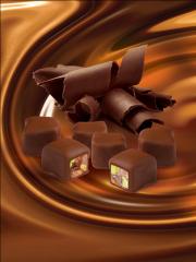 Lukum chocolate
