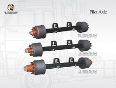 Drive axles, automobile steering thrusts