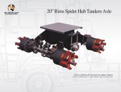 Axles for trucks