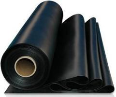 Polymer-bitumen membranes