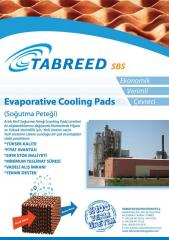 Evaporative Cooling Pad , Soğutma Petek