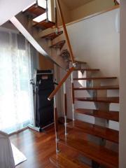 Les escaliers décoratif
