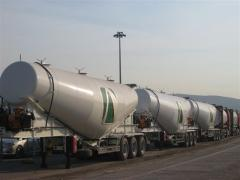Lider Cement Tanker