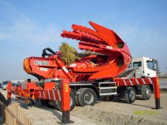 Machines for transplanting of seedlings