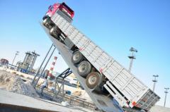 Complexes conveyor-dumping
