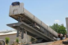 Hydraulics for dump trucks